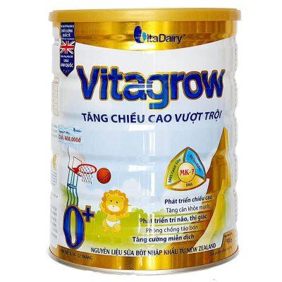Sữa Vitagrow 0+