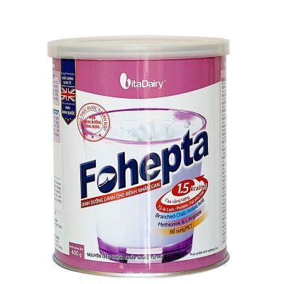 Sữa Fohepta