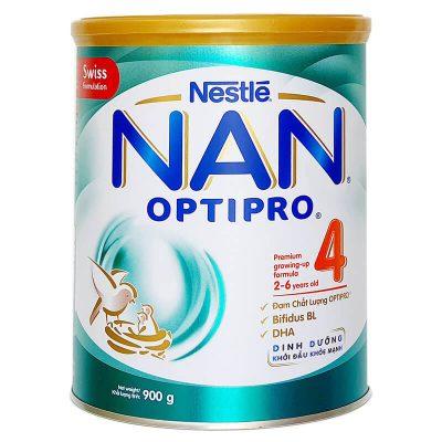 Sữa NAN số 4