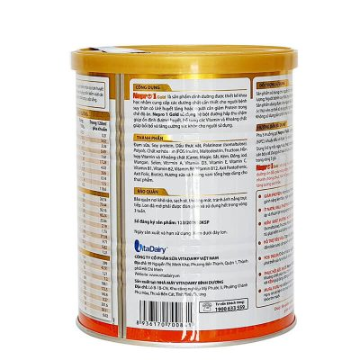 Sữa Nepro Gold 1
