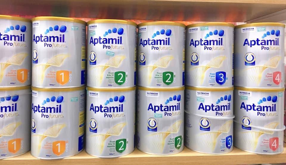 Sữa Aptamil Úc