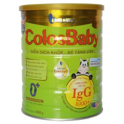 Sữa Colosbaby Gold 0