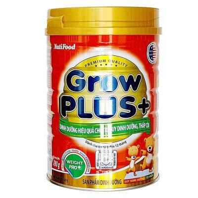 Sữa Grow Plus dưới 1 tuổi