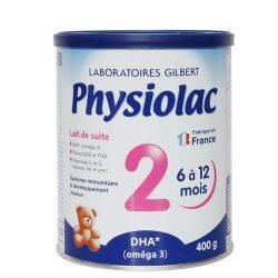 Sữa Physiolac số 2