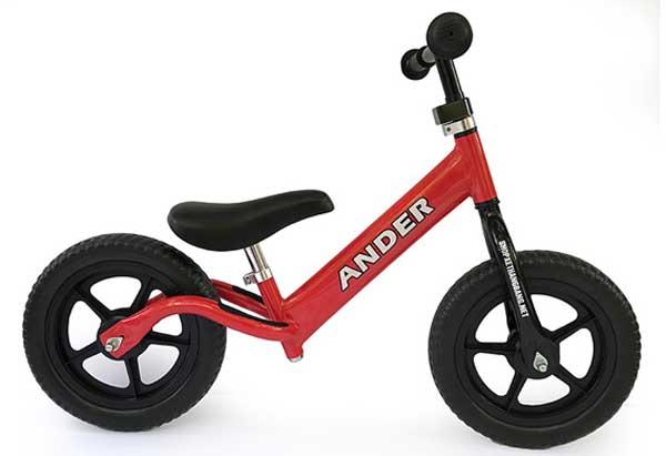 Xe thăng bằng Ander