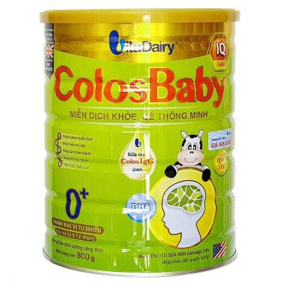 Sữa Colosbaby IQ 0