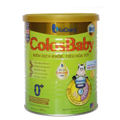 Sữa Colosbaby Bio 0