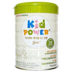 Sữa dê Kid Power A+ Goat