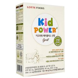 Sữa Kid Power Goat