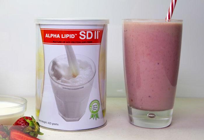 Alpha lipid SD2