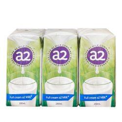 Sữa tươi A2 nguyên kem 200ml