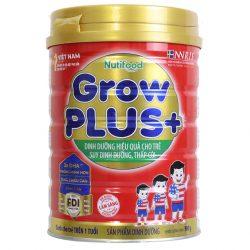Sữa Grow Plus đỏ 900g