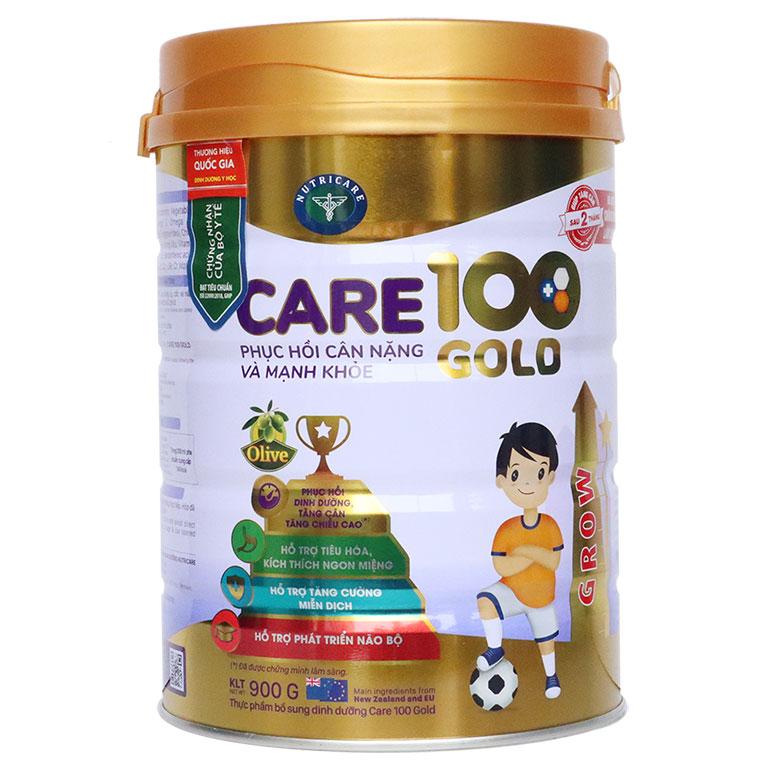 Sữa Care 100 Gold Grow