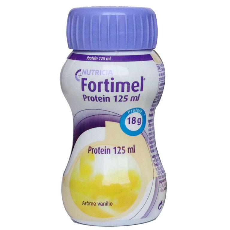 Sữa Fortimel Protein 125ml