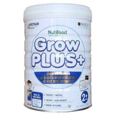 Sữa Grow Plus trắng