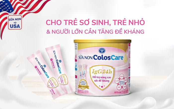 Sữa non Coloscare