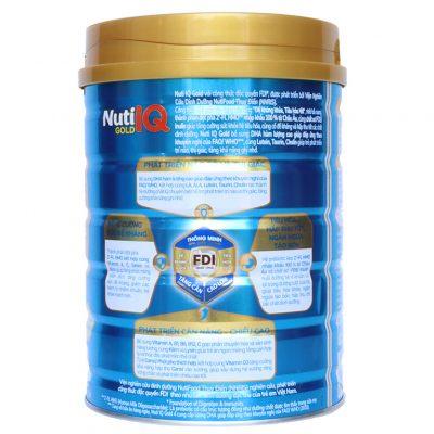 Sữa Nuti IQ Gold 4