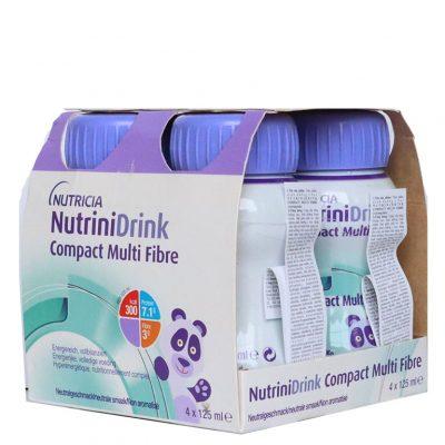 Sữa Nutrinidrink 125ml nước pha sẵn
