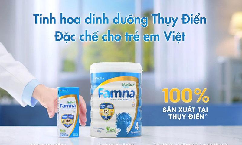 Sữa Famna