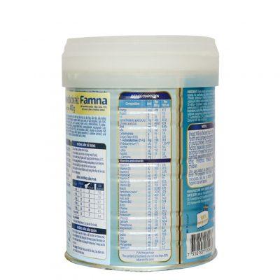 Sữa Famna số 1