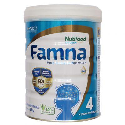 Sữa Famna số 4