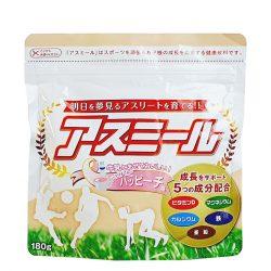 Sữa Asumiru vị dâu
